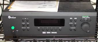 home theater preamp processor outlaw model 950 7 1 channel preamp processor product review