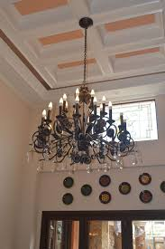 candle light chandelier cavitetrail glass railings philippines