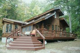 lakes region nh log homes for sale