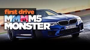 prototype drive 2018 bmw m5 2018 bmw m5 review