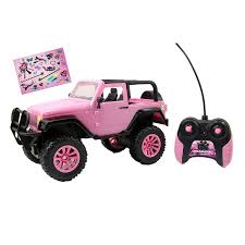 pink toy jeep girlmazing r c jeep wrangler assorted toys r us australia