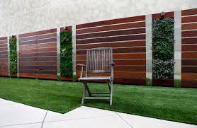 Garden Walls And Fences by Horizontal Wood Fence Design 16455