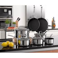 best cookware set deals in black friday 2017 saucepan 28 piece stainless steel cookware set by chef u0027s secret