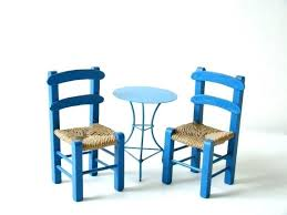 Tesco Bistro Chairs 3 Wooden Bistro Set With Folding Chairs Wooden Bistro Set