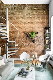 3 Stylish Industrial Inspired Loft Inside A New York Bachelor S Elevated And Edgy Noho Loft Lofts