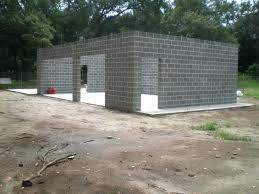 how to build a concrete block house concrete block house homes concrete block house insulation retno info