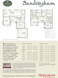 redrow oxford floor plan 5 bedroom detached house for sale in ermine street buntingford