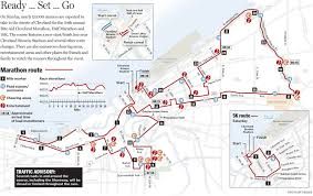 Cleveland State Map by Cleveland Cleveland Marathon News U0026 Discussion