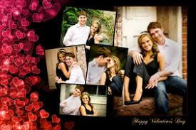 romantic gift idea custom photo collage postermywall