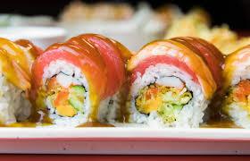 cuisine az noel iou sushi iv polynesian flavors all you can eat indulgence