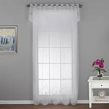 Lighthouse Window Curtains For The New Room Nantucket Sheer Rod Pocket Window Curtain Panels