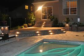 different types of outdoor lighting the difference between landscape lighting types