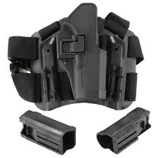 4 in 1 tactical hunting airsoft drop leg thigh rig holster sales