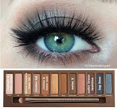 make up tips for green hazel eyes google search