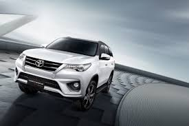 toyota fortuner toyota fortuner gets trd treatment cars co za