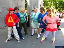 Alvin Halloween Costume 25 Couples U0027 Costumes Inspired Cartoons Chipmunks Costumes