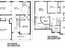 modern 2 story house plans two storey house plans home design ideas