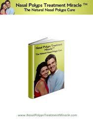 The Miracle Book Pdf Manuel Richards Nasal Polyps Treatment Miracle Pdf Ebook