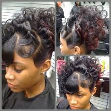 black women pin up hair do 3 d under braid pin up hairstyles pinterest hair style