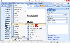 word 2013 clipart clip clipart button not working or not found microsoft