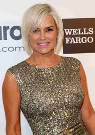 yolanda foster hair tutorial foster talks drastic new do symbolic start of a brand new era