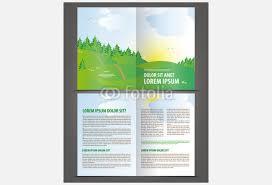 printable bi fold brochure template u2013 76 free word psd pdf eps