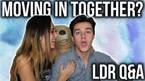 Moving In Together Meme - we re moving in together long distance relationship youtube