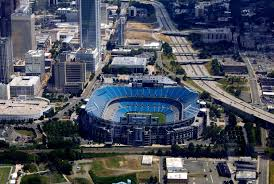 Bank Of America Stadium Map by Bank Of America Stadium Carolinas Stadium U2013 Stadiumdb Com