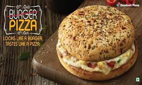 cuisine burger burger pizza เบอร เกอร พ ซซ า เมน ใหม จากโดม โนพ ซซ า poppaganda