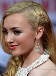 prom hairstyles side curls 50 braided hairstyles that are perfect for prom