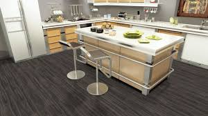 Laminate Flooring Kitchen Waterproof Ivc Amazon Cypress Grey Vinyl Plank Flooring