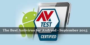 best antivirus for android phone av test the best antivirus for android september 2015