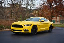 Mustang Yellow And Black 2018 Ford Mustang All You Need To Know About The Latest Mustang