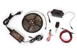 Led Awning Lights For Rv Carefree Sr0107 Led Rv Awning Light Kit White 16ft