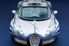 yellow and silver bugatti bugatti veyron l u0027or blanc for sale cars