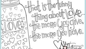 free coloring page be thankful for all things tammy tutterow