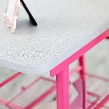 Pink Desk For Girls Study Zone Ii Desk And Chair Computer Desks For Girls