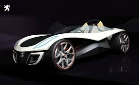 peugeot concept cars 2007 peugeot flux concept pictures history value research news