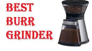 Cuisinart Dbm 8 Coffee Grinder Best Burr Grinder 2017 Youtube
