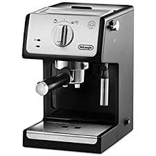 which delonghi espresso machine amazon black friday deal de u0027longhi traditional pump espresso coffee machine ec146 b amazon