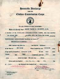 honorable discharge certificate discharge certificate
