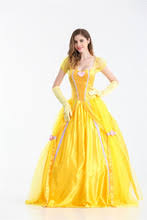 Belle Halloween Costume Women Popular Belle Dress Buy Cheap Belle Dress Lots