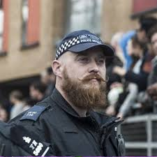 Bearded Guy Meme - bearded hipster cop know your meme