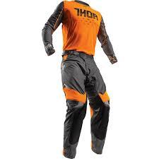 thor motocross helmets thor 2017 mx gear new prime fit rohl orange grey lightweight bmx