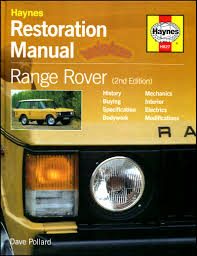 land rover manuals at books4cars com