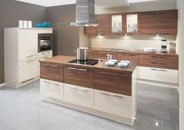 primo cream high gloss walnut kitchen design stylehomes net