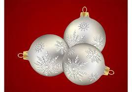 christmas balls silver christmas balls free vector stock graphics