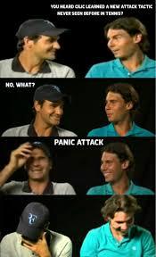 Funny Tennis Memes - tennis tactics imgur
