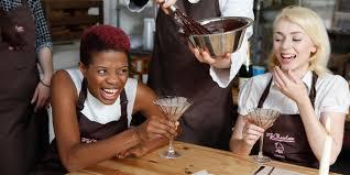 chocolate making hen parties unique party ideas mychocolate