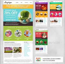 best newsletter design cool html email templates 28 images 40 cool email newsletter